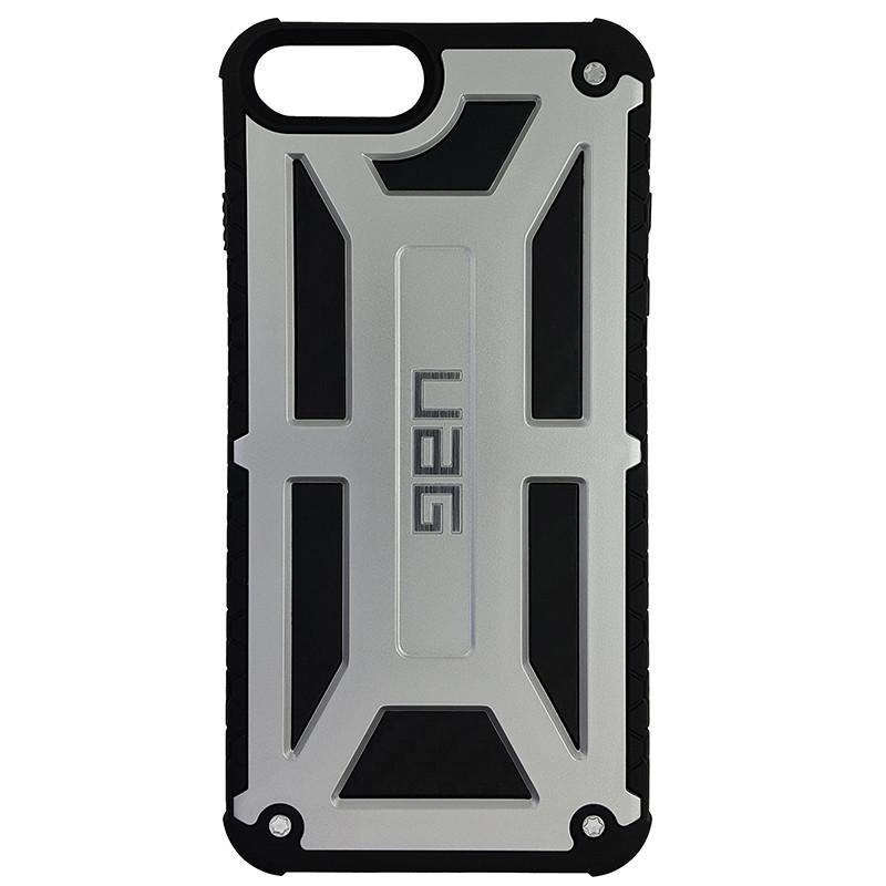 Чохол UAG Monarch iPhone 7/8 Plus Silver (HC) - 3