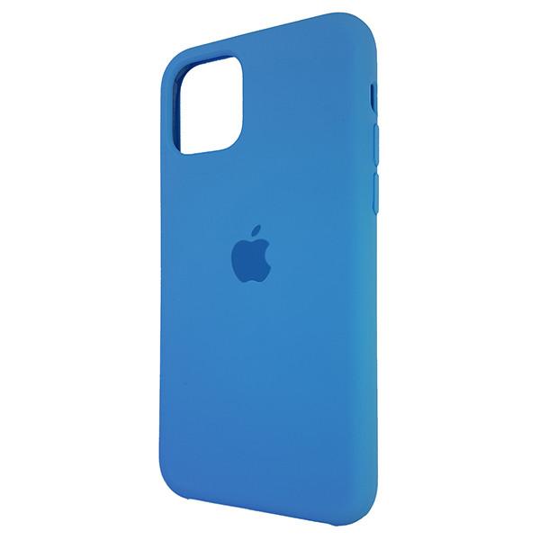 Чохол Copy Silicone Case iPhone 11 Pro Sky Blue (16) - 2