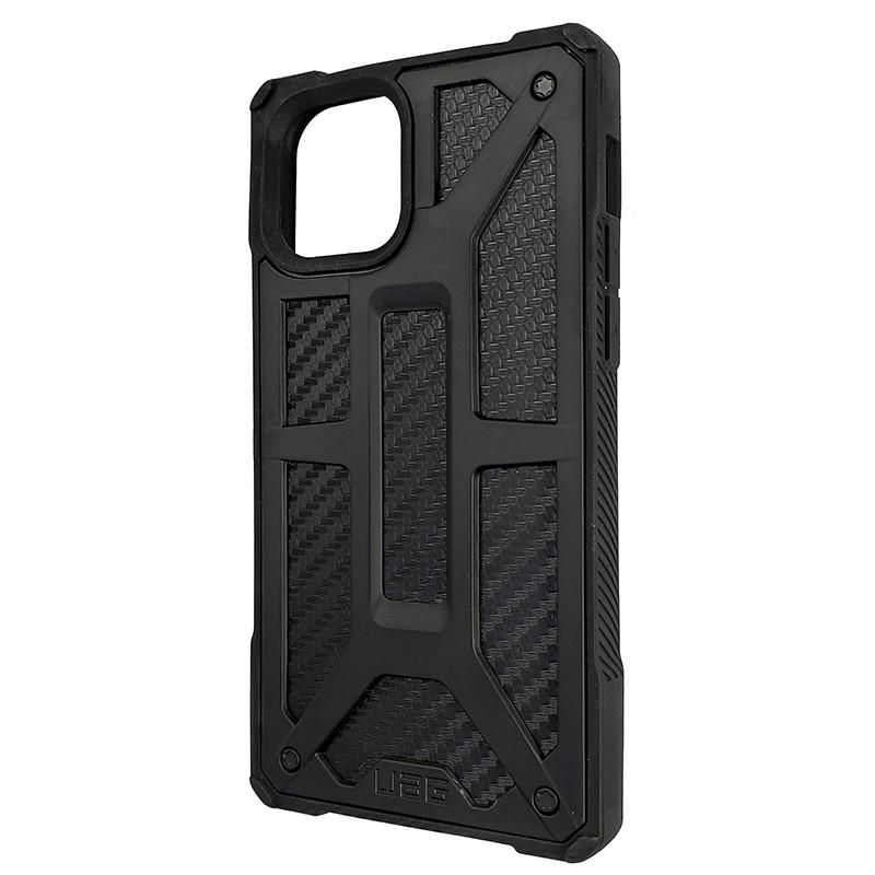 Чохол UAG Monarch iPhone 11 Pro Black (HC) - 1