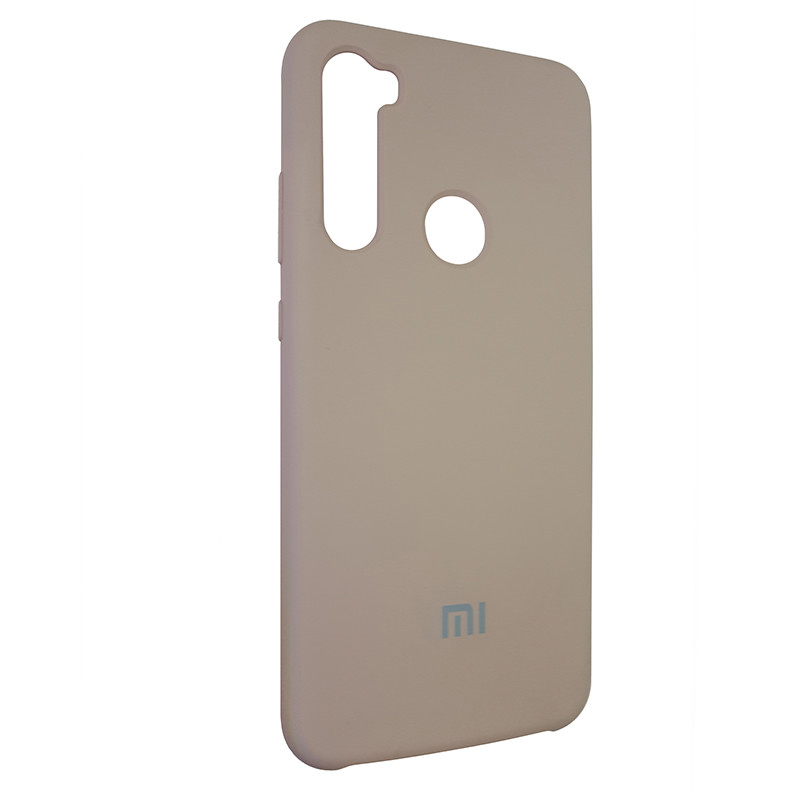 Чохол Silicone Case for Xiaomi Redmi Note 8 Sand Pink (19) - 2