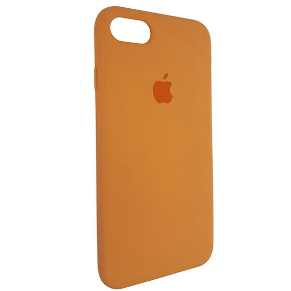 Чохол Copy Silicone Case iPhone 7/8 Papaya (56) - 1