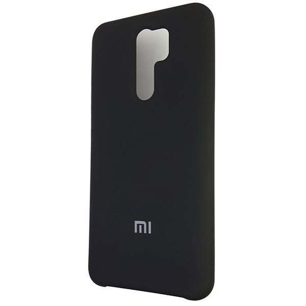 Чохол Silicone Case for Xiaomi Redmi 9 Black (18) - 1