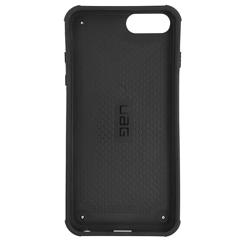 Чохол UAG Monarch iPhone 7/8 Plus Silver (HC) - 4