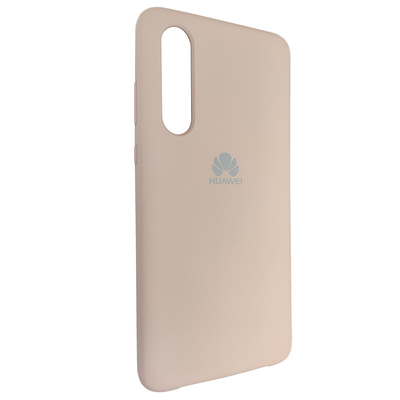 Чохол Silicone Case for Huawei P30 Sand Pink (19) - 2