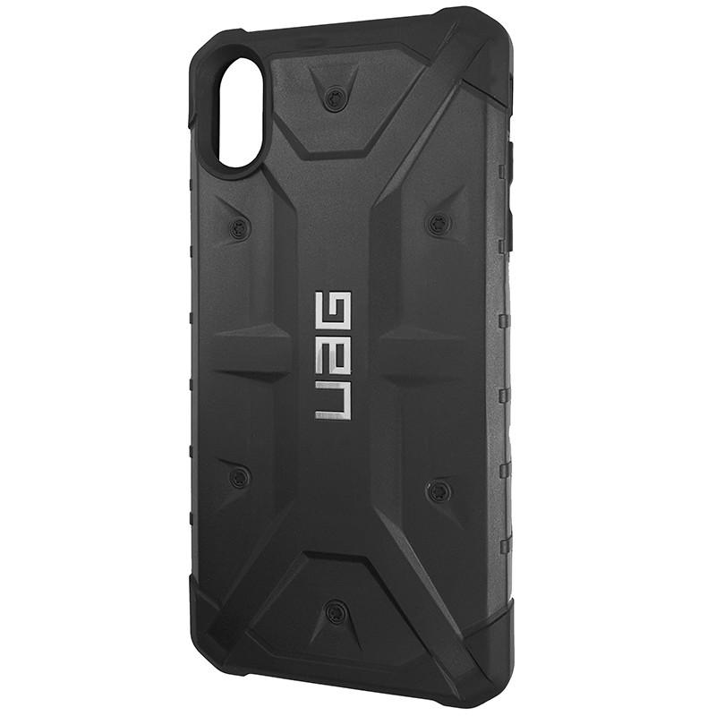 Чохол UAG Pathfinder iPhone XS Max Black (HC) - 1