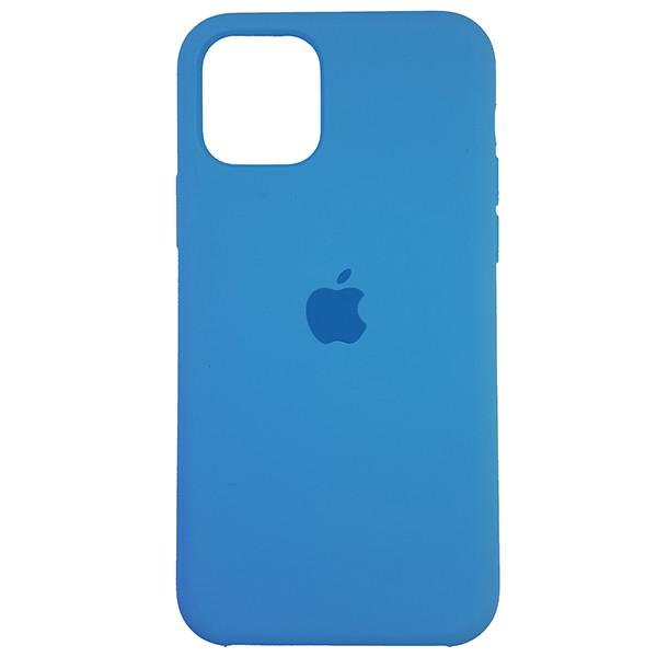 Чохол Copy Silicone Case iPhone 11 Pro Sky Blue (16) - 3