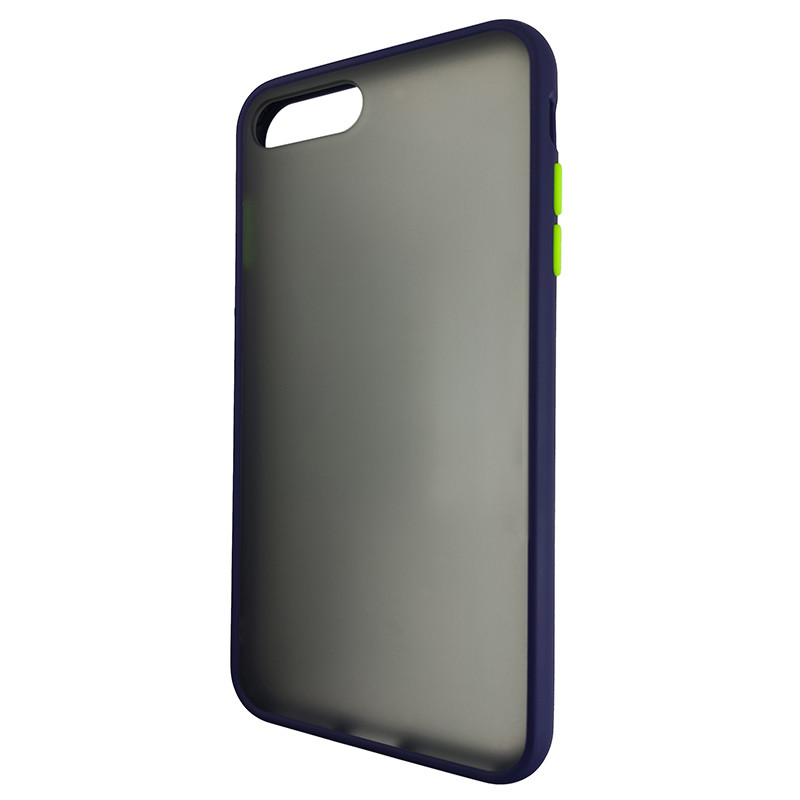 Чохол Totu Copy Gingle Series for iPhone 7/8 Plus Blue+Light Green - 3