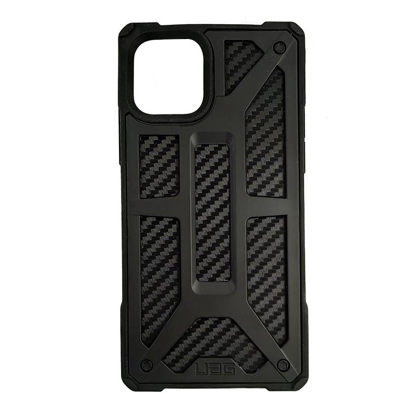 Чохол UAG Monarch iPhone 11 Pro Black (HC) - 2