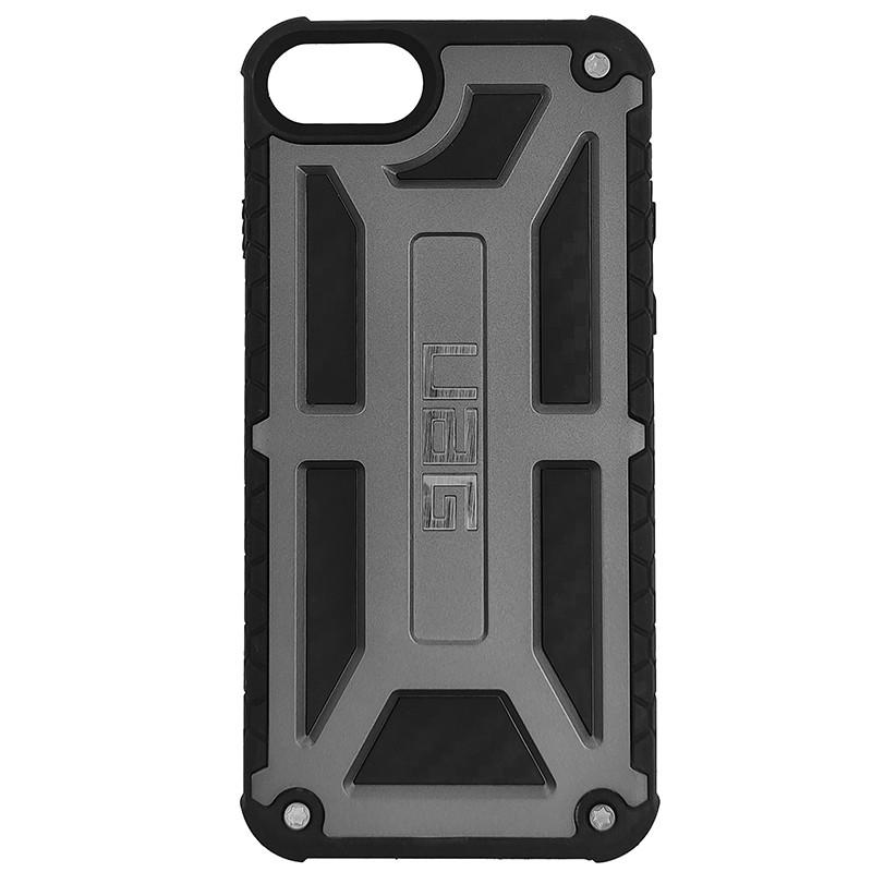 Чохол UAG Monarch iPhone 8 Gray (HC) - 3