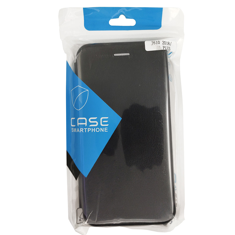 Чохол Book360 Samsung J610/J6+ Black - 5