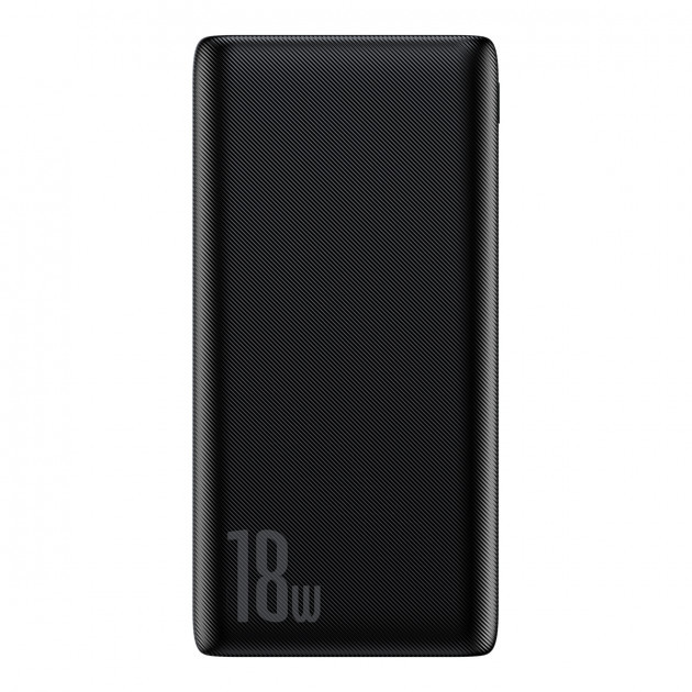 Power Bank Baseus Bipow PD+QC 10000mAh Black - 4