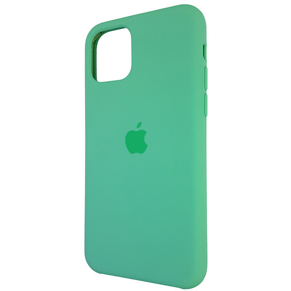 Чохол Copy Silicone Case iPhone 11 Pro Sea Green (50) - 2