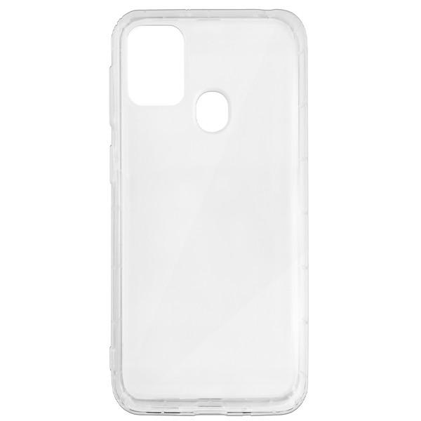 Чохол Molan Cano Hard Silicone Clear Case Samsung A21s - 1