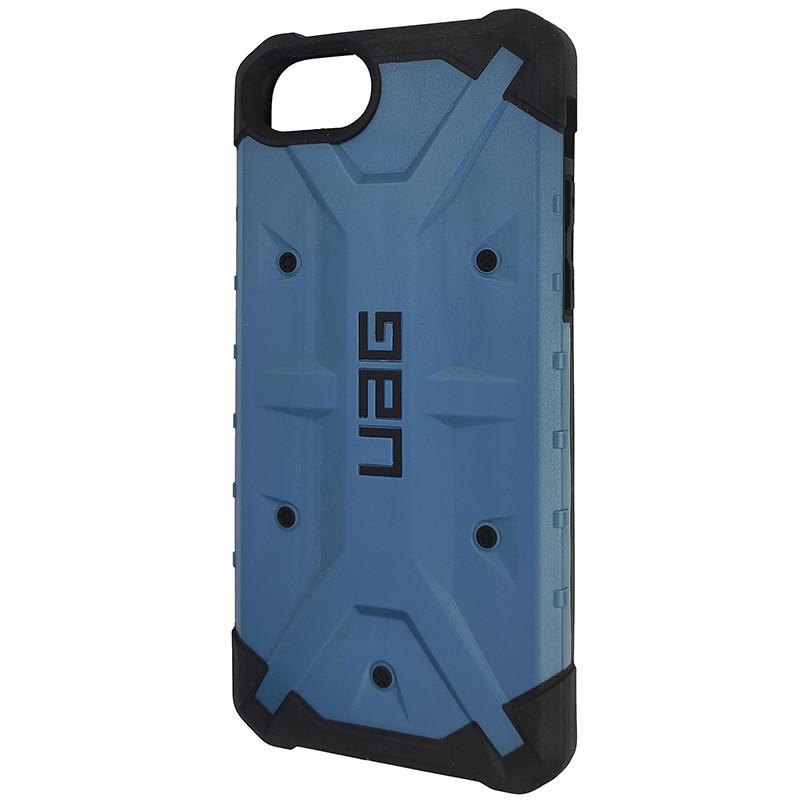 Чохол UAG Pathfinder iPhone 7/8 Dark Blue (HC) - 1