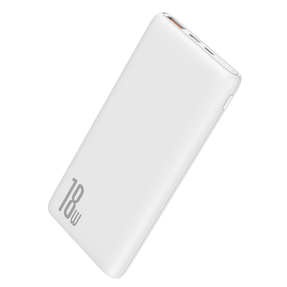 Power Bank Baseus Bipow PD+QC 10000mAh White - 1