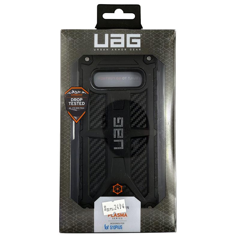 Чохол UAG Monarch Samsung S10+ Black (HC) - 5