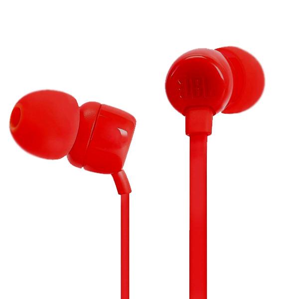 Гарнітура JBL T110 Red - 1