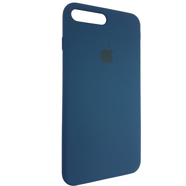 Чохол Copy Silicone Case iPhone 7/8 Plus Cosmos Blue (35) - 1
