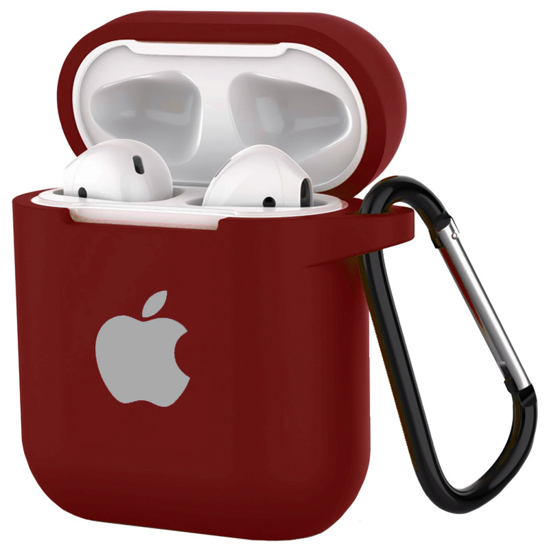 Silicone Case for AirPods China Red (33) - 1