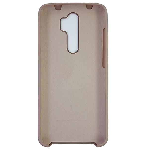 Silicone Case for Xiaomi Redmi Note8 Pro Sand Pink (19) - 3