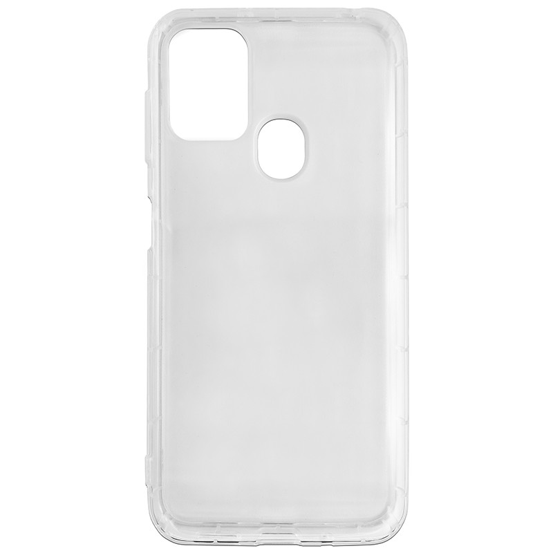 Чохол Molan Cano Hard Silicone Clear Case Samsung M31 - 1