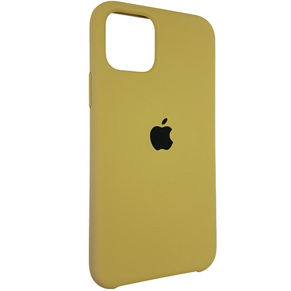 Чехол Original Soft Case iPhone 11 Gold (28) - 1