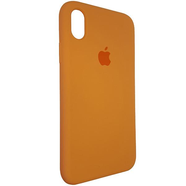 Чохол Copy Silicone Case iPhone XR Papaya (56) - 1