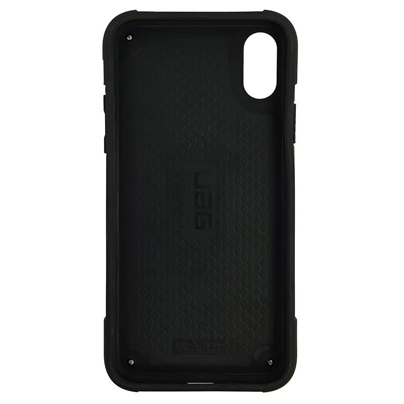 Чохол UAG Monarch iPhone X/XS Gold (HC) - 4