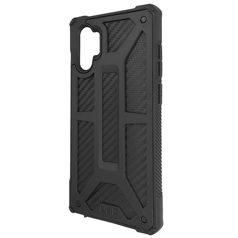 Чохол UAG Monarch Samsung Note 10+ Black (HC) - 1