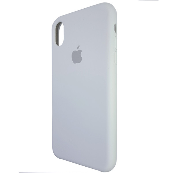Чохол Copy Silicone Case iPhone XR White (9) - 2