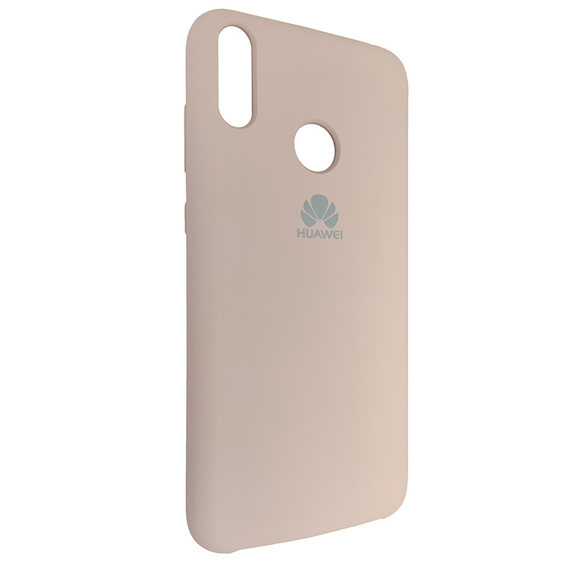 Чохол Silicone Case for Huawei Y7 2019 Sand Pink (19) - 2