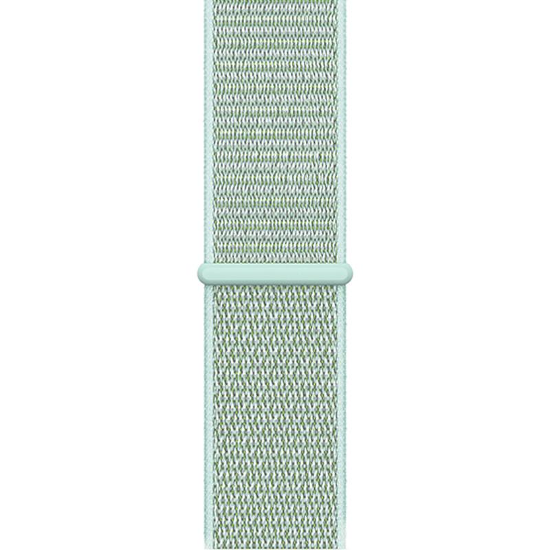 Ремінець для Apple Watch (42-44mm) Sport Loop Ocean Blue - 1