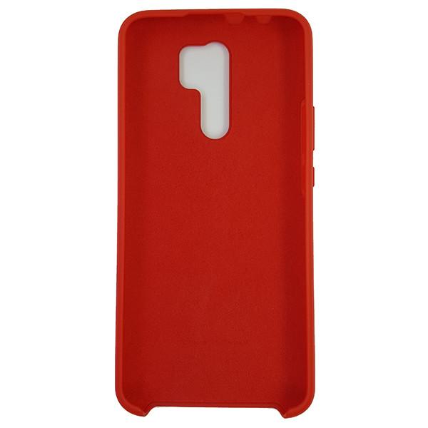 Чохол Silicone Case for Xiaomi Redmi 9 Red (14) - 3