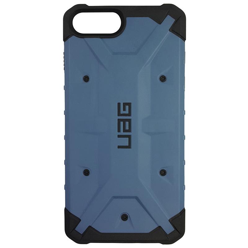 Чохол UAG Pathfinder iPhone 7/8 Plus Dark Blue (HC) - 3