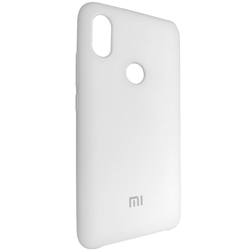 Чохол Silicone Case for Xiaomi Redmi S2 White (9) - 2