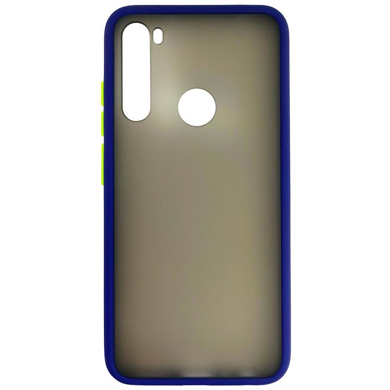 Чохол Totu Copy Gingle Series for Samsung A50S Blue+Light Green - 2