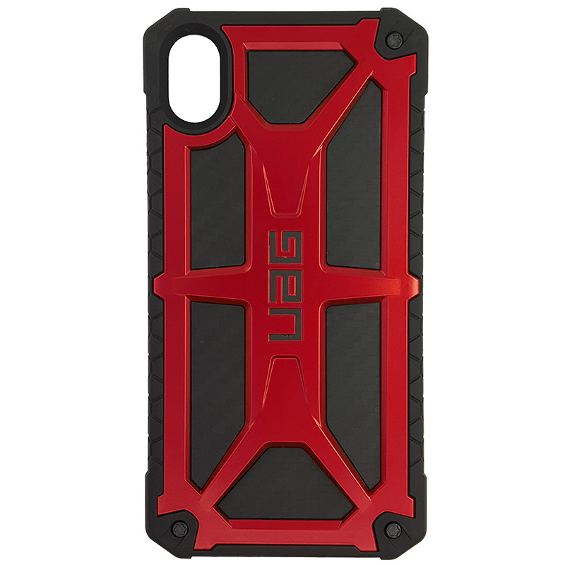 Чохол UAG Monarch iPhone XR Red (HC) - 3