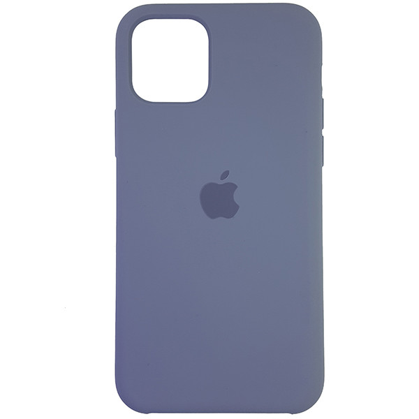 Чохол Copy Silicone Case iPhone 11 Pro Gray (46) - 3