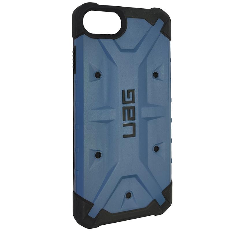 Чохол UAG Pathfinder iPhone 7/8 Dark Blue (HC) - 2