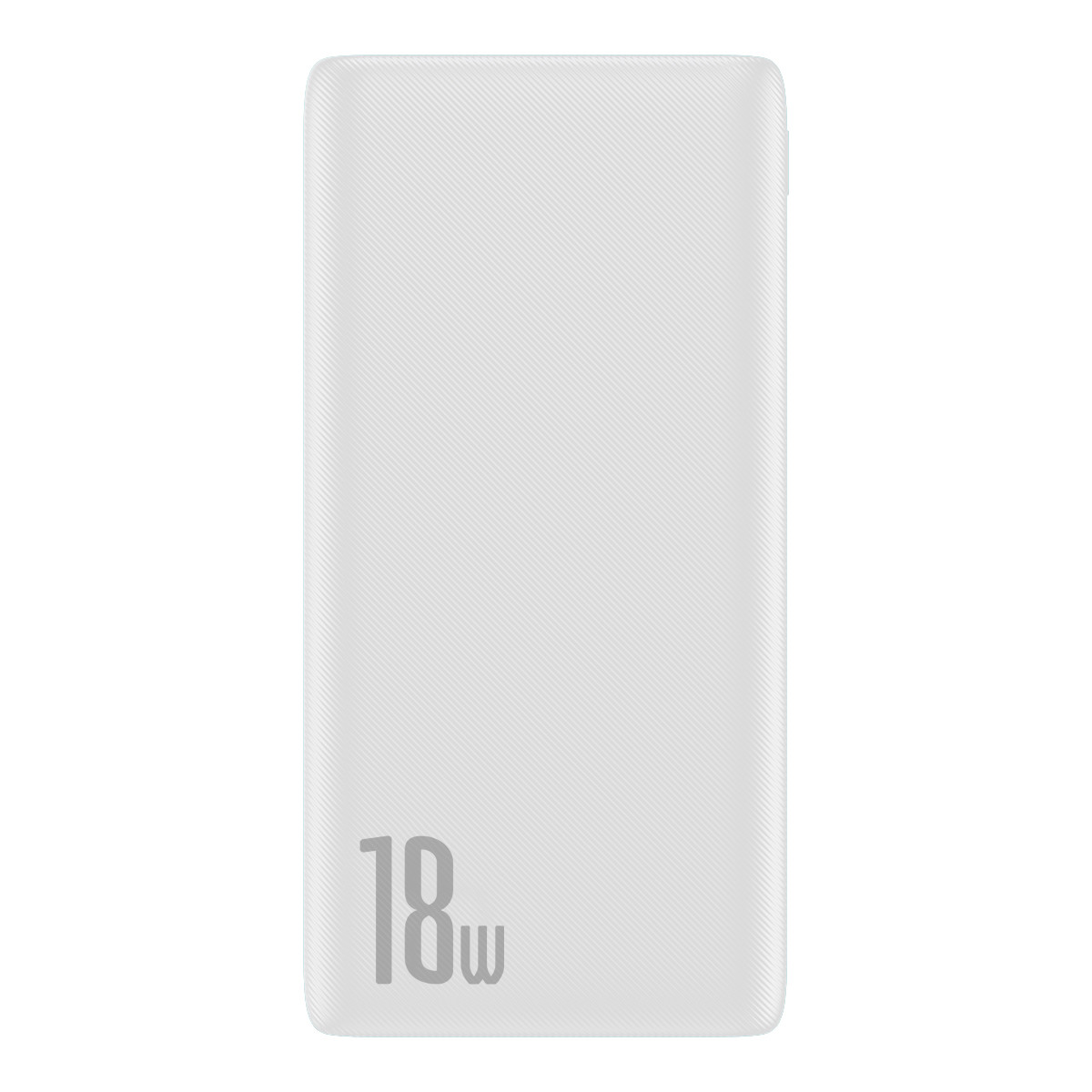 Power Bank Baseus Bipow PD+QC 10000mAh White - 4