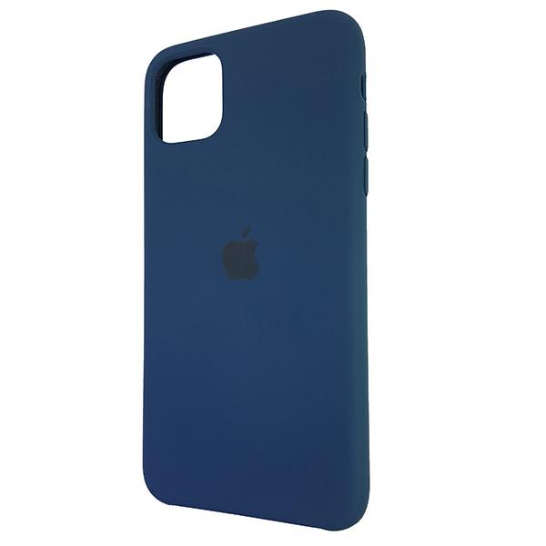 Чохол Copy Silicone Case iPhone 11 Pro Max Cosmos Blue (35) - 2