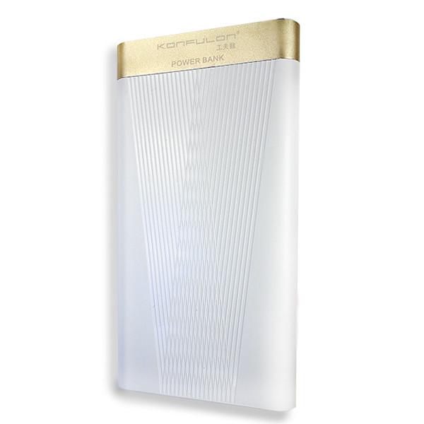 Power Bank Konfulon X6P 10000 mAh White - 1