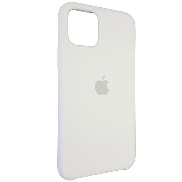 Чохол Copy Silicone Case iPhone 11 Pro White (9) - 1