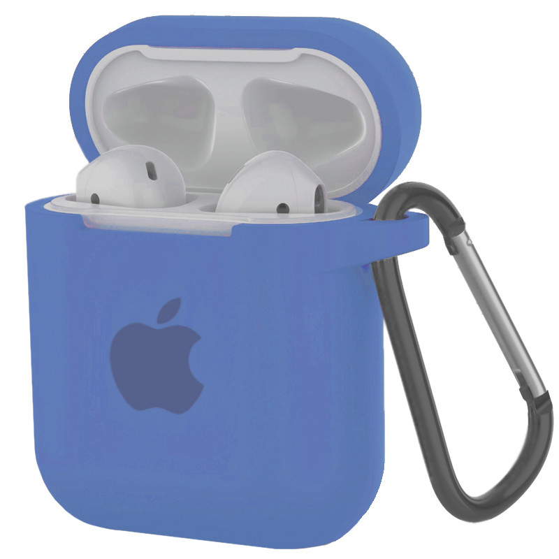 Silicone Case for AirPods Azure (24) - 1