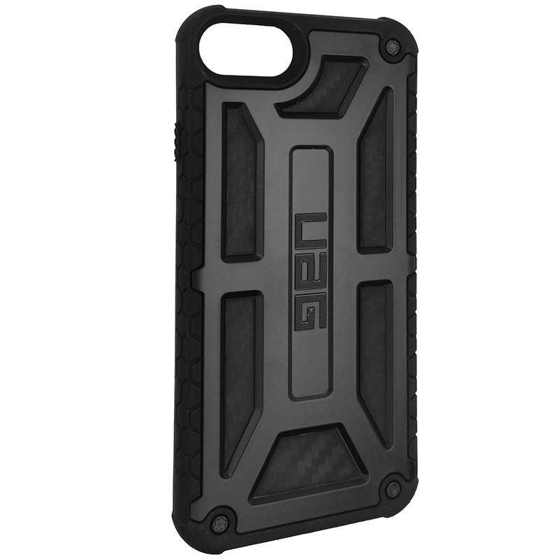 Чохол UAG Monarch iPhone 8 Black (HC) - 2