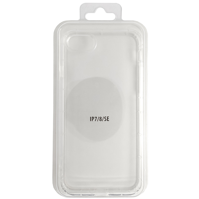 Чохол Molan Cano Hard Silicone Clear Case iPhone 7/8/SE - 1