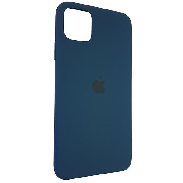 Чохол Copy Silicone Case iPhone 11 Pro Max Cosmos Blue (35) - 1