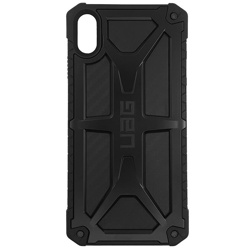Чохол UAG Monarch iPhone XS Max Black (HC) - 3