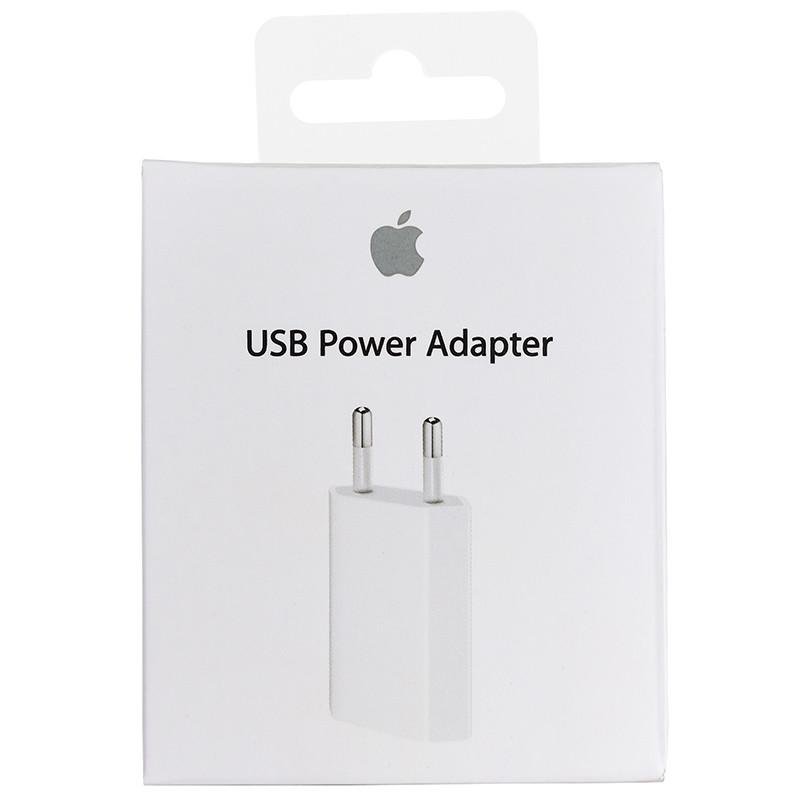 Зарядний пристрій Apple Power Adapter 5W (MD813ZM/A) - 5