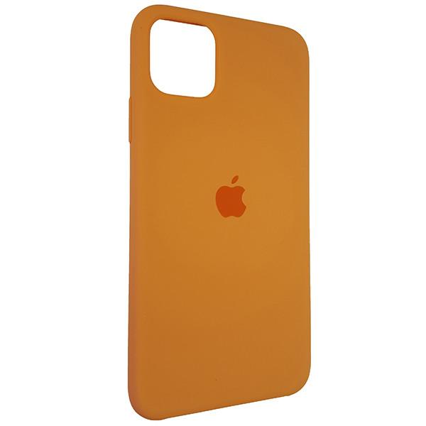 Чохол Copy Silicone Case iPhone 11 Pro Max Papaya (56) - 1